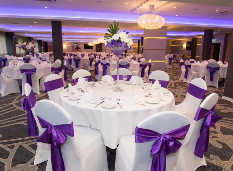 Parties, Celebrations, Weddings - IBIS Forum Venue Stevenage