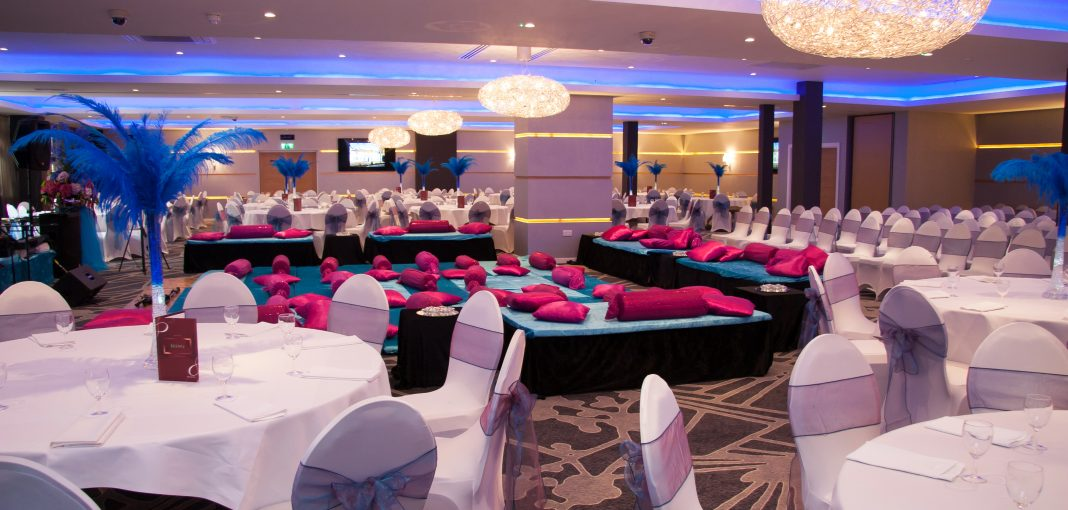 Weddings - Pink Decor - IBIS Forum Venue Stevenage