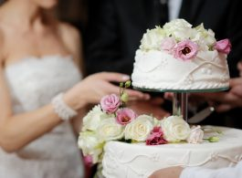 Weddings - Bride cutting Cake - IBIS Forum Venue Stevenage