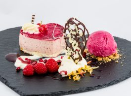 Menu Desserts - IBIS Forum Venue Stevenage