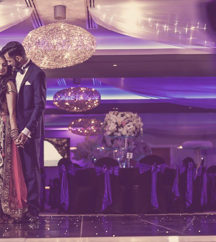 Couple - Venue - Dance-floor - Wedding